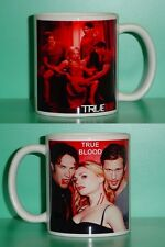 TRUE BLOOD Vampires - Bill, Sookie, Eric - with 2 Photos Collectible GIFT Mug 02