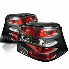 VW Golf Mk4 Black Rear Lexus Lights Left & Right Brand New & Boxed