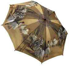 Galleria Artist Collection Boxed Folding Umbrella - Ballerina Degas