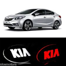 ChangeUp 2Way White&Red LED Logo Trunk Emblem For KIA Forte 2014 2015