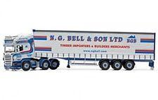 Scania R Curtainside N G Bell & Son Ltd Newtownards Northern Ireland