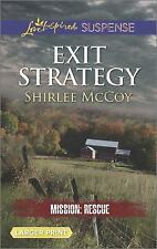 LOVE INSPIRED SUSPENSE SERIES-by Shirlee McCoy