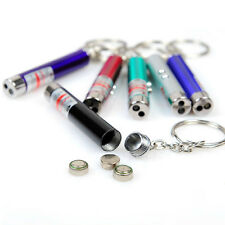 Portable Mini Laser Pen Pointer LED Flashlight Torch Money Detector Ultraviolet