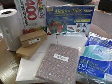 KAPLAN EARLY LEARNING COMPANY PAPER,CRAYON, PENCILS AND ACCESSORIES MIXED LOT