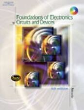 Foundations of Electronics: Circuits & Devices-ExLibrary