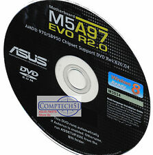 ASUS M5A97 EVO MOTHERBOARD DRIVERS M3034 WIN 8.1& 10 DUAL LAYER DISK