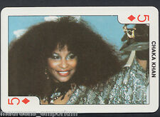 Dandy Gum Card - Rock'n Bubblegum Card - Chaka Khan
