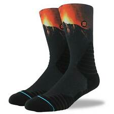 STANCE Men's Fusion NBA BASKETBALL ERUPT 559 Crew Socks M (6-8.5) NWT New