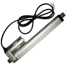 "DC12V 8"" 330lbs Linear Actuator Motor Multi-function for Electric Medical Auto"