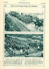 1916 St Pierre Divion German Prisoners Beginnings Of Transport Vehicles Illustra