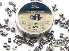 .25 H&N Field Target Trophy Air Rifle Pellets 200 Per Tin