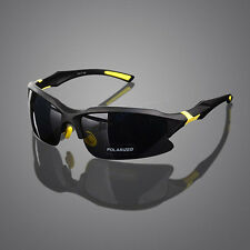 WOLFBIKE UV400 Cycling Polarized Sports Sunglasses Bike Driving Fishing Glasses