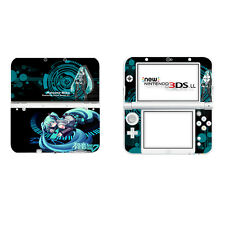Hatsune Miku Vinyl Decal Cover Skin Sticker for New Nintendo 3DS XL LL Console