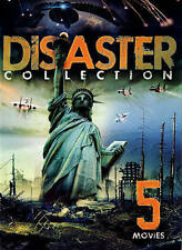 Disaster Collection: 5 Movies (DVD, 2015) New