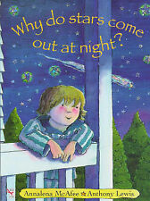 Why Do Stars Come Out at Night? (Red Fox picture book), Annalena McAfee, Annalen