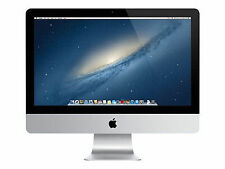 "Apple iMac 21.5"" Desktop ME086LL/A (late 2013) Core i5 2.7GHz 8GB RAM 1TB HDD"