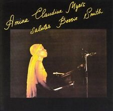 Salutes Bessie Smith by Amina Claudine Myers (CD, Feb-1989, Leo)