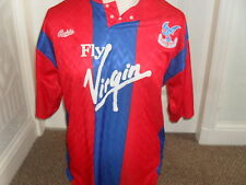 Crystal Palace 1990-91 Home Camicia