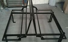 5 x Rock n roll beds 3/4 Powder Coated Black trade sale pick up only