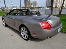 Bentley: Continental GT Convertible