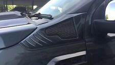 Ford Ranger T6 MKII MK2 PX2 2015-16 XLT XLS Side Vent Protection Cover Trims 2PC