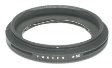 Hasselblad Lens Mounting Ring B50 #40679 For Hood, Macro Bellows & Flash Holder.