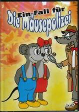 DVD Kinderfilm EIN FALL FÜR DIE MÄUSEPOLIZEI * Neuwertig