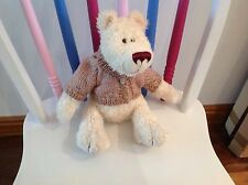 PAWS POLAR BEAR In His Knitted Cardigan