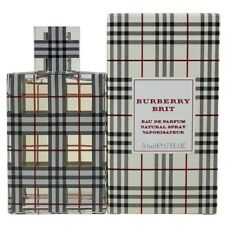 Burberry Brit by Burberry for Women EDP Perfume Spray 1.7 oz. New in Box