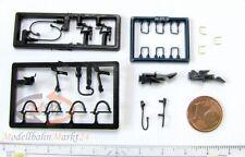 Ersatz-Zurüstbeutel Griffe etc. z.B. für ROCO Elektrolok BR 150 Spur H0 - NEU