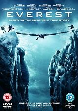 EVEREST     BRAND NEW SEALED GENUINE UK DVD