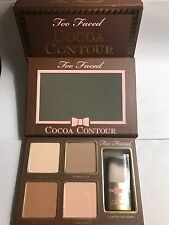 TOO FACED COCOA CONTOUR Chiseled to Perfection Face Contouring & Highlighting