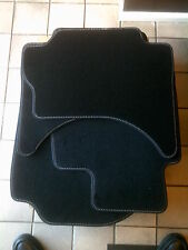 GENUINE MITSUBISHI L200 NEW SHAPE 2015 on FRONT AND REAR CARPET MAT SET