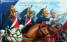 FRENCH NAPOLEONIC DRAGOONS - PERRY MINIATURES - 28MM - NAPOLEONICS
