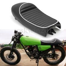 Motorcycle Seat Saddle For Honda CB SUZUKI GR650 GS GT TU250 GN125 GN250 GN400