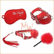 KIT BONDAGE SEXE BDSM SM BALL GAG FOUET MENOTTES MASQUE SEX WHIP MASK HANDCUFFS
