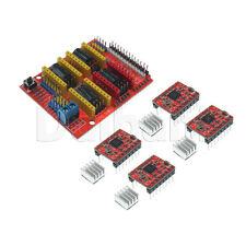 CNC Shield Expansion Board w/ A4988 for Arduino Stepper Motor Driver Engraver 3D