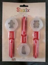 Sizzix Paddle Punch Set 38-0874 Boy Huella De Oso De Peluche