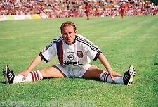 Jean Pierre Papin Bayern München 96-97 seltenes Foto+5