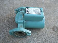 TACO  007-F5, COMPLETE CARTRIDGE CIRCULATOR WATER PUMP WITH 2 GASKETS, USED
