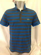 LACOSTE L!VE POLO SHIRT, 100% Genuine/New, Size 4/M (UltraSlim).