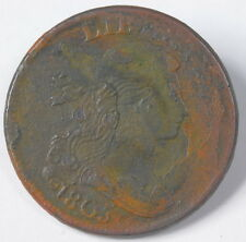 1805 US Large Cent Lots Of Detail Drapped Bust
