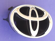 TOYOTA GRILLE EMBLEM CHROME FRONT BADGE COROLLA 98 99 00 1998 1999 2000 OEM
