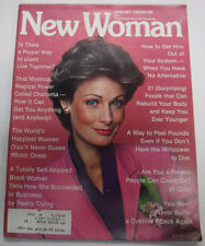 New Woman Magazine How To Get Him Out Of Your System August 1980 072715R