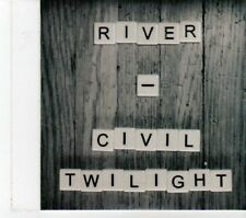 (FT911) Civil Twilight, River - 2012 sealed DJ CD