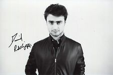 DANIEL RADCLIFFE pre-printed 4x6 black and white photo      STAR OF HARRY POTTER