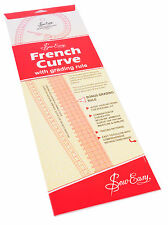 Sew Easy Metric French Curve Ruler - NL4199