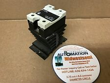 RS1A40D40 CARLO GAVAZZI AC51 40A 400V 4-32V + HEAT SINK FREESHIPSAMEDAY