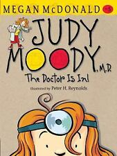 Judy Moody: The Doctor Is In! 5 by Megan McDonald (2010, Paperback)