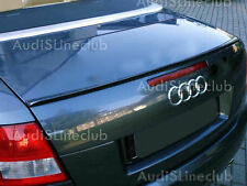 For Audi A4 B6 B7 Boot lip spoiler convertible rear 07 $